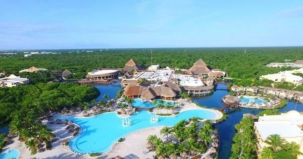 Concours Gagnez un de 5 voyages à Cancún d'une valeur de 4 000$!