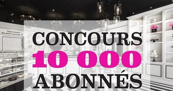 Concours Gagnez un CERTIFICAT CADEAU DE 100.00 $ à dépenser chez Mille et un cupcake!
