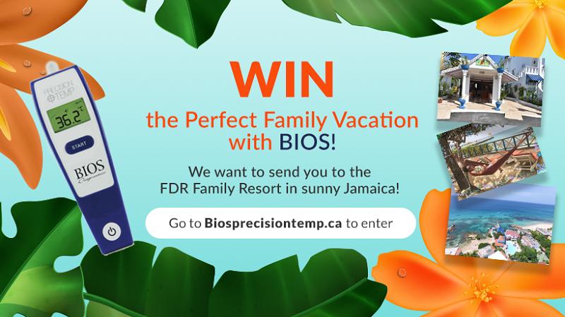 Concours Gagnez des vacances familiales en Jamaïque d'une valeur de 10 000$!