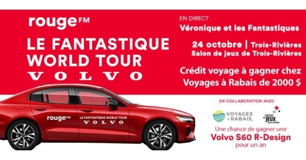 Concours Gagnez une Location d'un An d'une Volvo S-60 R-Design