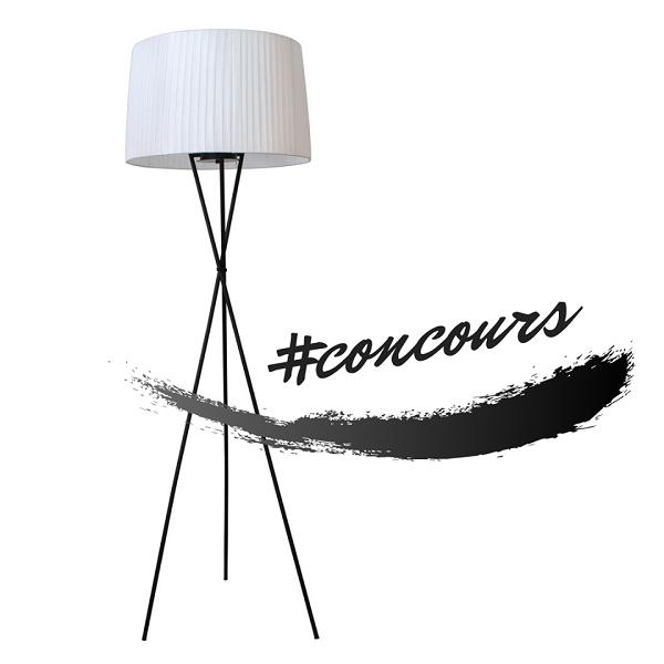 Concours Gagnez une lampe sur pied Belloni d'une valeur de 179$!