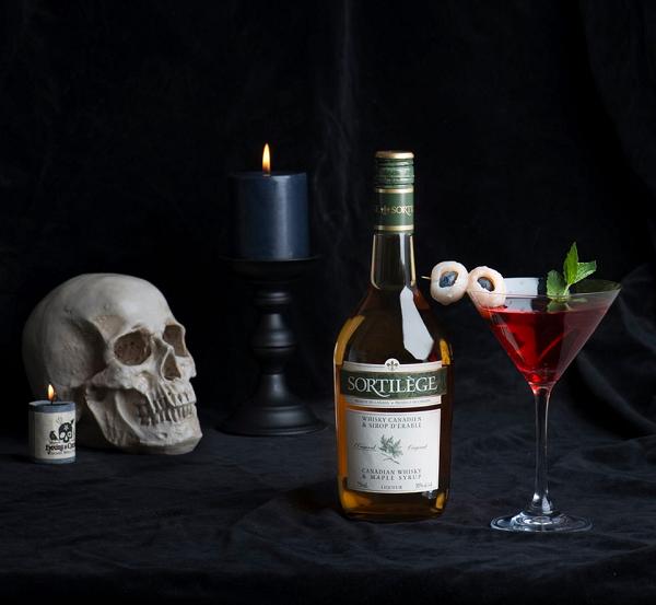 Concours Gagnez l'une des 2 bouteille de Sortilège l'Original!