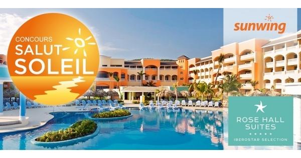 Concours Gagnez des vacances tout compris à l'hôtel Iberostar Selection Rose Hall Suites en Jamaïque!