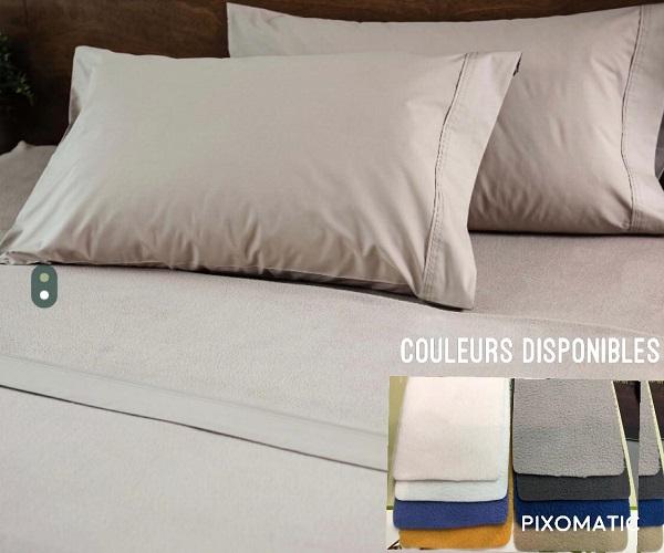Concours Gagnez un ensemble de draps santé confort plus de la grandeur et couleur de votre choix!