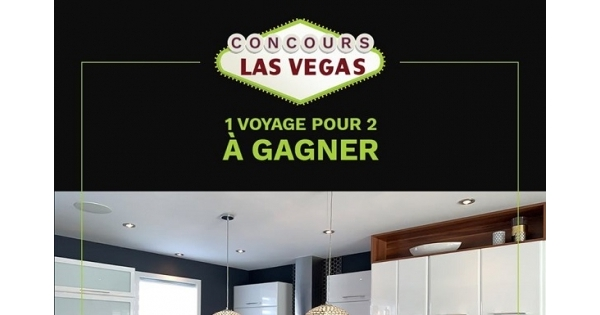 Concours GAGNEZ un voyage pour 2 à LAS VEGAS!