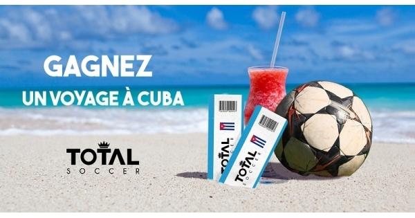 Concours Gagnez un voyage d'une semaine pour deux à Cuba!