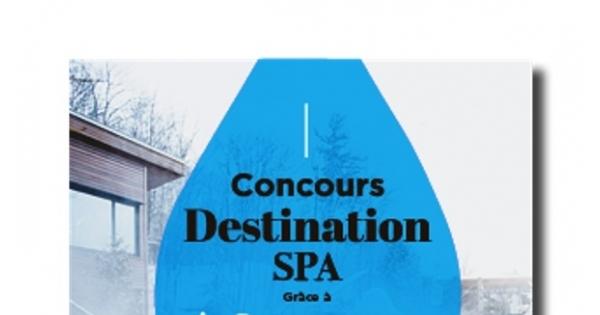 Concours Gagnez un forfait pour deux à La Source Bains Nordique de Rawdon!