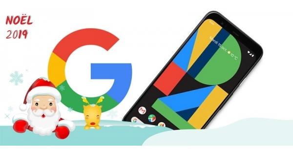 Concours Gagnez le Pixel 4, le plus récent téléphone de Google à la caméra exceptionnelle!