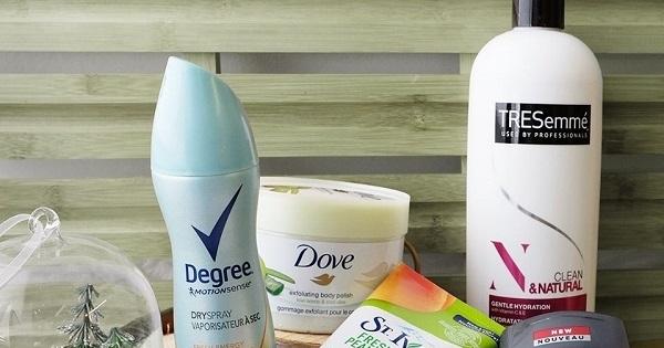 Concours Gagnez un ensemble de produits pour visage, corps et cheveux et une carte-cadeau Jean Coutu de 50$!