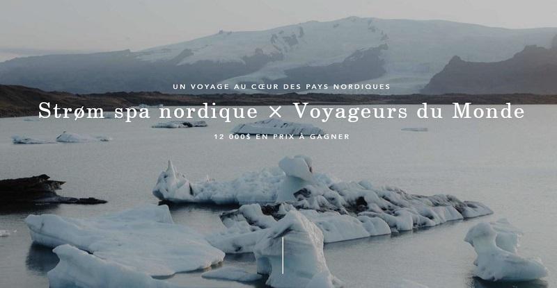 Concours Gagnez un voyage en Islande pour deux personnes!