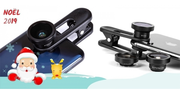 Concours Gagnez un ensemble de lentilles pour appareil mobile et transformez-vous en photographe amateur!