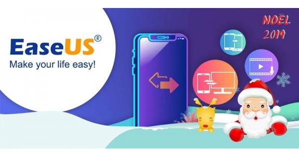 Concours Gagnez une licence du logiciel EaseUS ToDo Backup pour sauvegarder et récupérer les données de votre ordinateur!