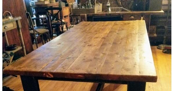 Concours Gagnez une magnifique table offerte par Antique 3A!