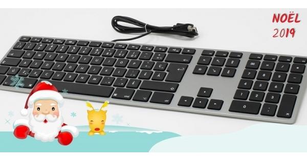Concours Gagnez l'un des 4 claviers Matias en aluminium ultra précis pour Mac!
