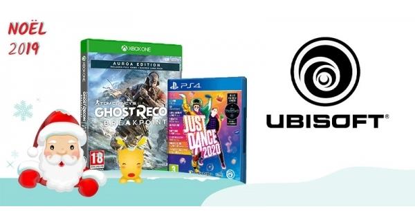 Concours Gagnez l'un des 8 jeux de l'année signé Ubisoft pour PlayStation 4 ou Xbox One!