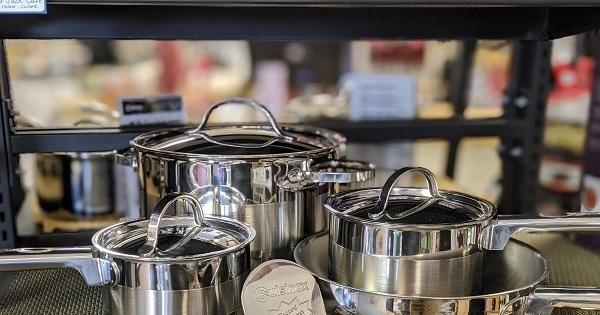 Concours Gagnez un ensemble de casseroles 7 pièces CUISINOX d'une valeur de 339,99$!