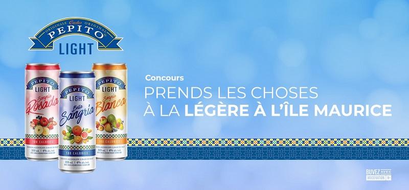 Concours Gagnez un voyage pour deux personnes à l'Île Maurice, d'une valeur de 5000$!