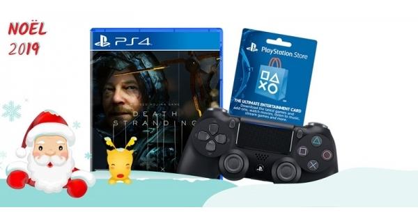 Concours Gagnez ce paquet PlayStation qui inclut manettes, jeu et carte cadeau PlayStation Store!