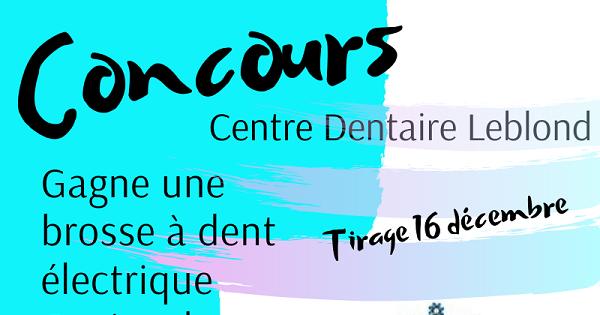 Concours Gagnez une brosse à dent électrique Genius de Oral-B d'une valeur de 289.99$!