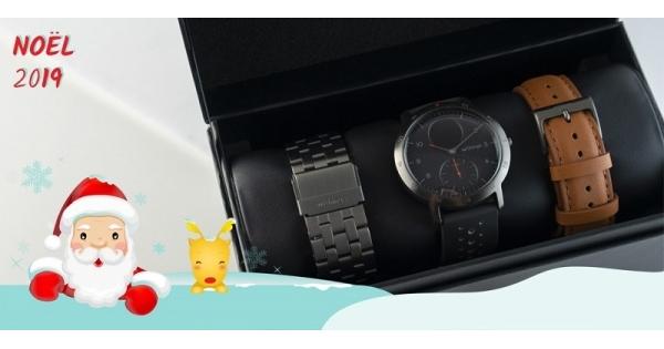 Concours Gagnez une montre connectée Withings pour un look raffiné, même pendant vos séances de sport!