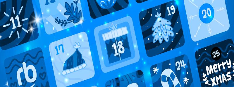 Concours Les Jours de Noël Reebee!