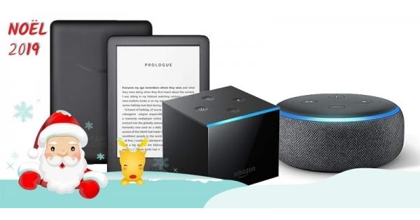 Concours Gagnez le kit de départ Amazon parfait pour être connecté à la maison!