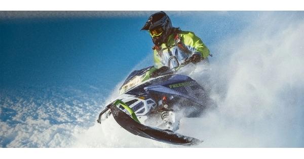 Concours GAGNEZ LA MOTONEIGE SKI-DOO DE VOS RÊVES!