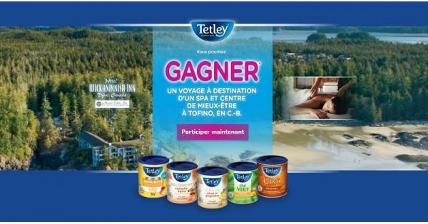 Concours Gagnez un voyage à destination d'un Spa en Colombie Britanique!