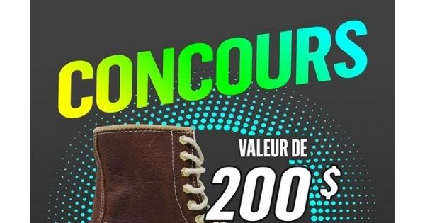 Concours GAGNEZ UNE PAIRE DE BOTTES DE TRAVAIL FARMER JB GOODHUE!