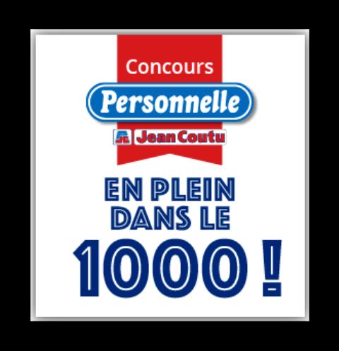 Concours Gagnez l'une des cinq cartes-cadeaux Jean Coutu d'une valeur de 1000$ chacune!