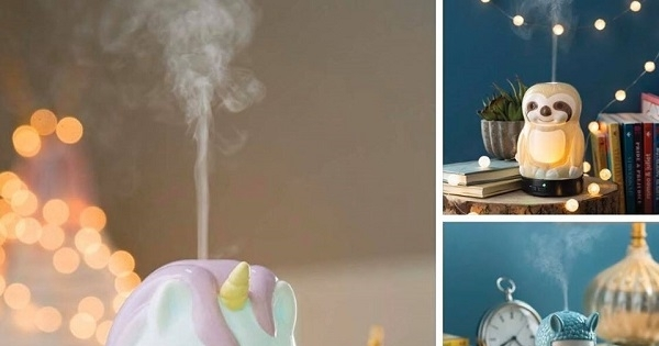 Concours Gagnez un diffuseur d'huiles essentielles offert par Boule de Gomme et Cie!