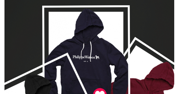 Concours Gagne ton HOODIE Philippe Watson!