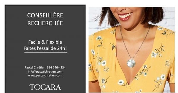 Concours Gagnez le collier Christina de TOCARA!
