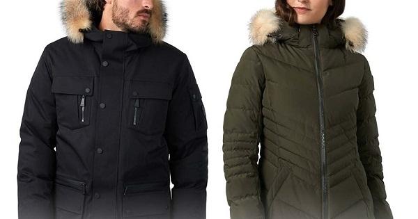 Concours Gagnez un manteau Pajar de votre choix!