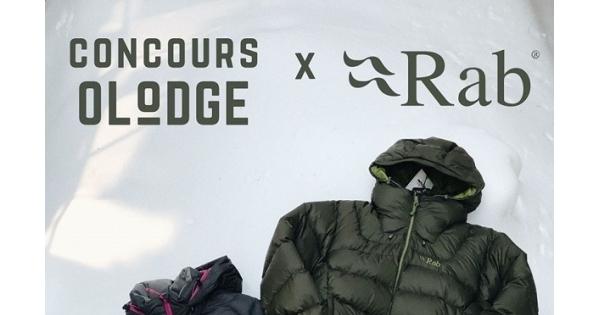 Concours Gagnez un manteau en duvet AXION - ASCENT de Rab d'une valeur de 375$!