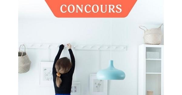 Concours Gagnez une carte-cadeau de 100$ chez IKEA!