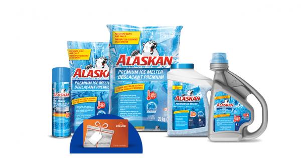 Concours Gagnez vos essentiels hivernaux grâce à Canac et Alaskan!