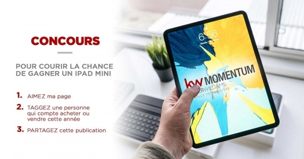 Concours Gagnez un iPad mini d'une valeur de 539$!