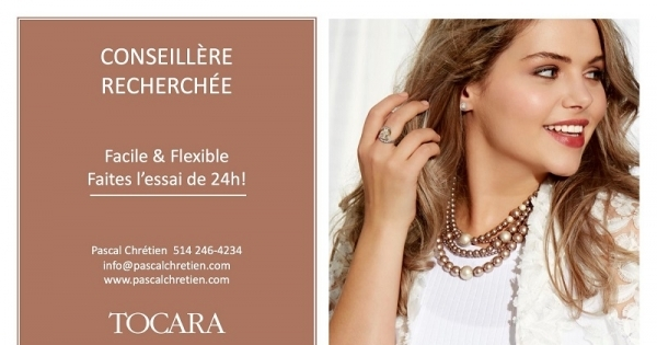 Concours Gagnez le collier Maeva de TOCARA!