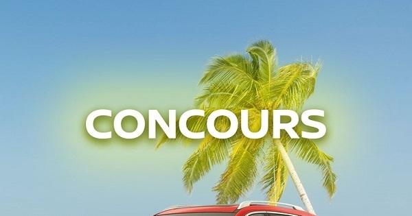 Concours Gagnez 1000$ en crédit voyage!