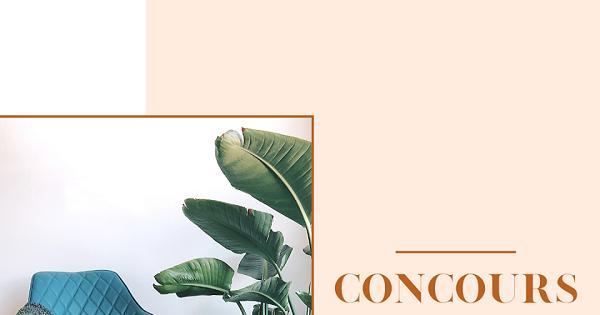 Concours Gagnez un jeté gracieusement offert par Mobilia Canada!