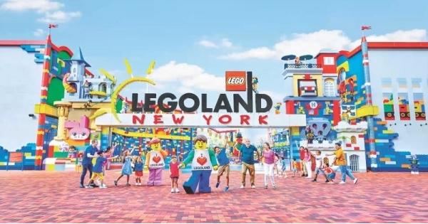 Concours GAGNEZ UN VOYAGE POUR 4  À LA GRANDE OUVERTURE DE LEGOLAND NEW YORK RESORT!