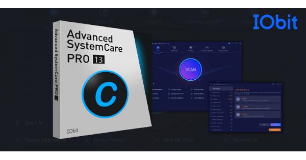 Concours Gagnez une licence du logiciel Advanced SystemCare 13 Pro pour nettoyer et protéger votre PC!