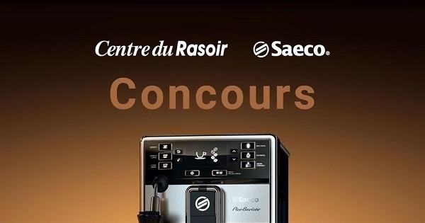 Concours Gagnez une machine espresso automatique PICO BARISTO!