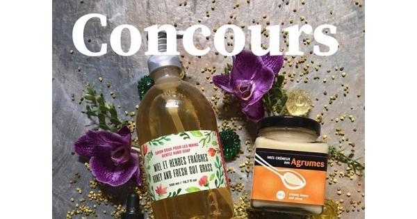Concours Gagnez un ensemble cadeau offert par le Naturiste!