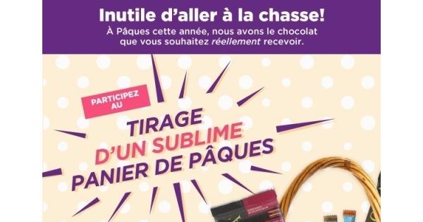 Concours Gagnez un panier-cadeau de Theobroma Chocolat!