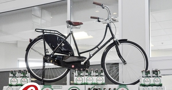 Concours Gagnez un vélo offert par Pasquier et Grolsch!
