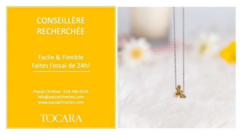 Concours Gagnez le collier Summer, de TOCARA!