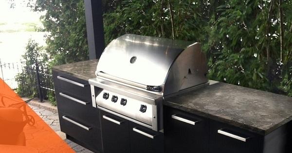 Concours Gagnez une cuisine extérieure d'une dimension de 90 pouces et d'une valeur de 8000$!