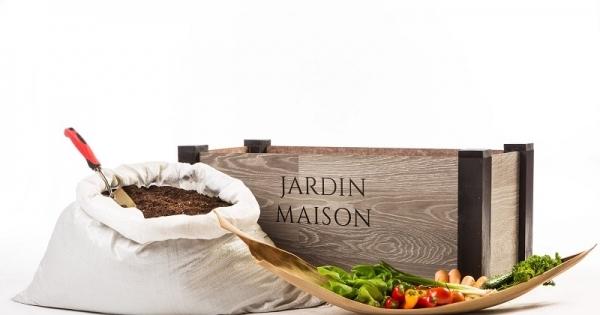 Concours Gagnez votre Jardin Maison!